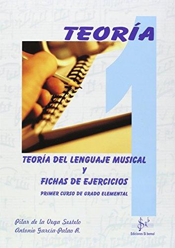 TEORIA LENGUAJE MUSICAL 1º GRADO ELEMENTAL