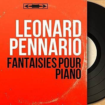 Fantaisies pour piano (Mono Version)