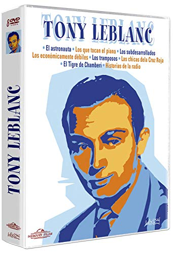 Tony Leblanc [DVD]