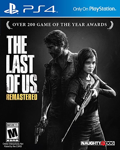 Our #3 Pick is the The Last of Us Remastered