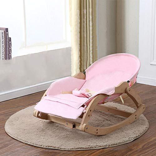 Buy Bargain Yunfeng Baby Bouncer Chairs and Rockers Chaise Longue Child, Cradle Bed Coax Sleeping Do...
