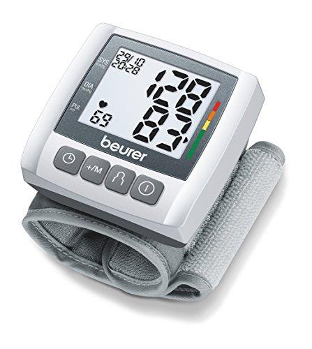 Beurer BC 30 Blutdruckmessgerät Handgelenk; Grau-Weiß