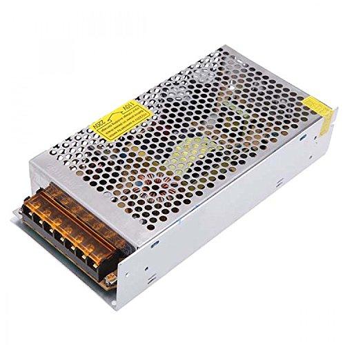 OYY 12V 10A 120W Trafo Transformator Schaltnetzteil Netzteil Netzgerät Trafo Stromversorgung für LED Strip RGB Streifen und weitere Geräte mit DC 12V