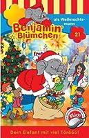 BENJAMIN BLUEMCHEN (FOLGE 21) - B.BLUEMCHEN ALS WEIHNACHTSMANN (1 CD)