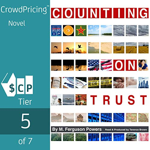Counting on Trust audiobook cover art