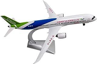 P Prettyia 1: 120 Juguete de Aviones Comerciales con Hélice Giratorio de Simulación Juego Educativo Cogntivo para Niños