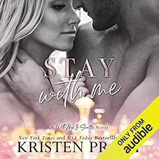Stay with Me Audiobook By Kristen Proby cover art