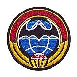 Cobra Tactical Solutions Parche bordado con gancho y bucle para airsoft de Spetsnaz.