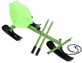 RSGK Winter slee, zeven-speed verstelbare snowboard, lager 150KG, geschikt voor alle lichaamstypen