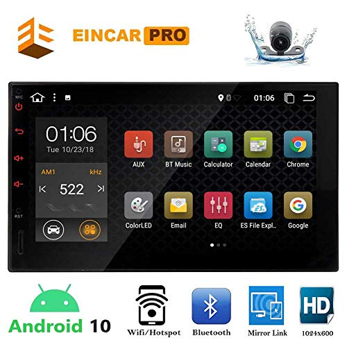 Double Din Android Car Stereo 7 inch Car Radio Player Touch Screen in Dash Car Multimedia Video...