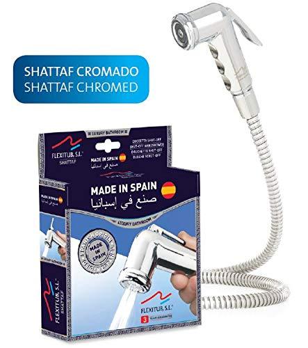 Shattaf Kit Flexitub Cromado