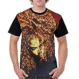 Janet Jackson The Velvet Rope Men Short Sleeve Baseball T Shirt Round Neck Casual Tees Black