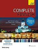 Complete Finnish Beginner to Intermediate Course: (Book and audio support) (Teach Yourself) - Terttu Leney