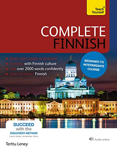 Compare Textbook Prices for Complete Finnish Beginner to Intermediate Course: Learn to read, write, speak and understand a new language Teach Yourself 4 Edition ISBN 9781444195224 by Leney, Terttu