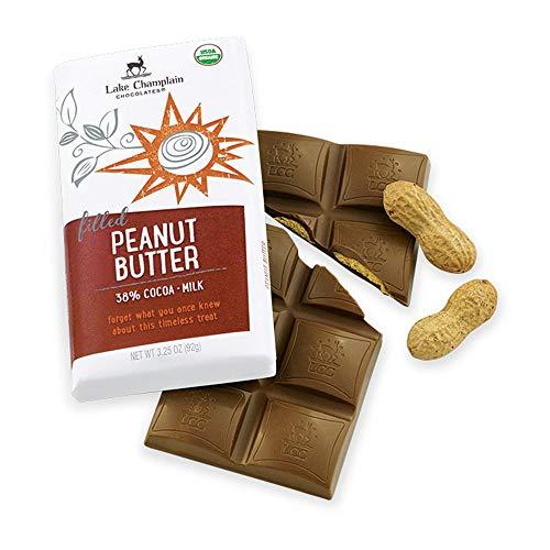 image of Lake Champlain Peanut Butter Milk Chocolate