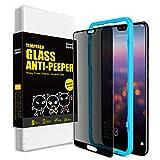 SmartDevil Verre Trempé Huawei P20 Pro,[ Anti-Espion,Protection d'écran][Kit Installation Offert]...