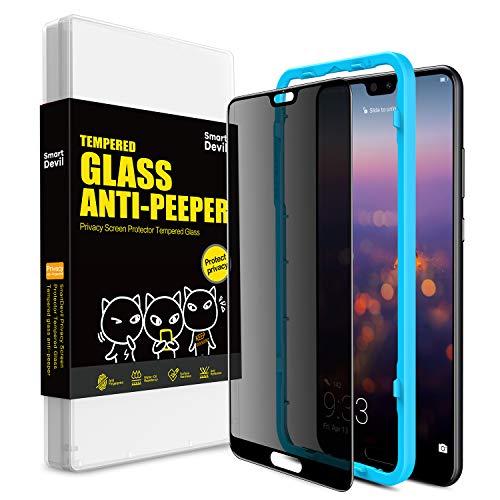 SmartDevil Anti-Spy Protector Pantalla de Huawei P20 Pro,Cristal Templado Huawei P20 Pro,Vidrio...