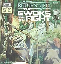 Star Wars Return of the Jedi the Ewoks Join the Fight Book and Tape (Book Only)