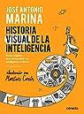 Historia visual de la inteligencia: De los orígenes de la humanidad a la Inteligencia Artificial par Marina