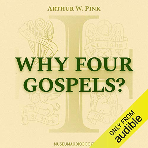 Why Four Gospels? Titelbild