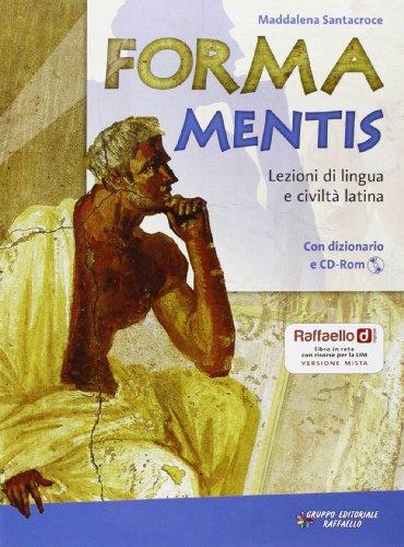 Forma mentis. Lezioni di lingua e civiltà latina. Per la Scuola media. Con CD-ROM
