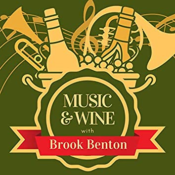 Music & Wine with Brook Benton