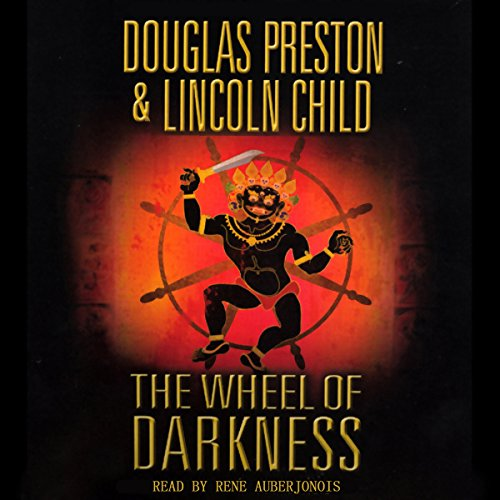 The Wheel of Darkness                   By:                                                                                                                                 Douglas Preston,                                                                                        Lincoln Child                               Narrated by:                                                                                                                                 Rene Auberjonois                      Length: 6 hrs and 20 mins     92 ratings     Overall 4.2