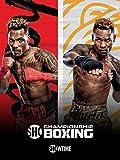 Showtime Championship Boxing: Charlo vs. Rosario/Charlo vs. Derevyanchenko DB
