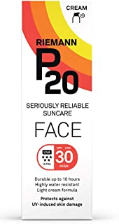 Riemann P20 Face Sun cream SPF30 50 g Long Lasting UVA and