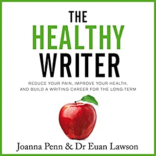 The Healthy Writer cover art