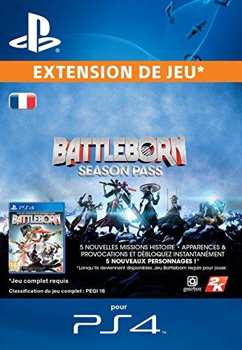 Battleborn Season Pass [Extension De Jeu] [Code Jeu PSN PS4 - Compte Français]