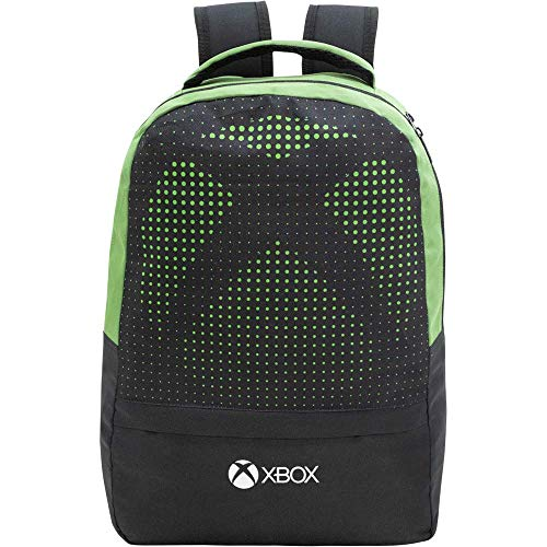 Mochila X Box B02 - 9242 - Artigo Escolar Xbox, Preto