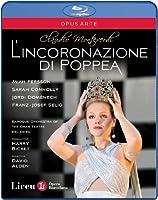 Monteverdi: L'incoronazione di Poppea [Blu-ray] [Import]