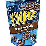 Demet'S Flipz Pretzels, Milk Chocolate, 5 oz