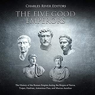 The Five Good Emperors cover art