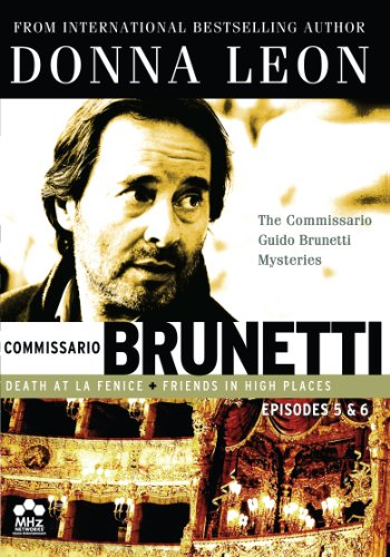 Donna Leon's Commissario Guido Brunetti 5 & 6 [DVD] [Region 1] [NTSC] [US Import]