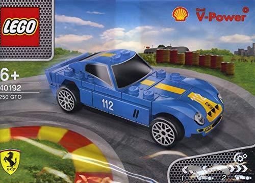 The Shell V-Power LEGO Collection 2 2014 - 40192 FERRARI 250 GTO Blue by LEGO