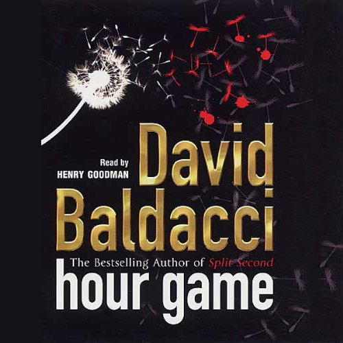 Hour Game: Sean King and Michelle Maxwell, Book 2