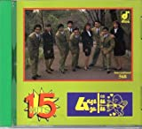 15 Hits by Los Angeles Azules (1995-05-04)