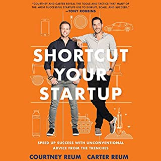 Shortcut Your Startup cover art