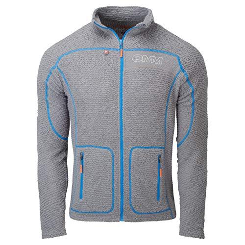 OMM(オーエムエム) Core Jacket コアジャケット メンズ OC155 (Grey, S)