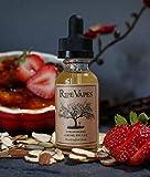 (ライプ ベイプス) Ripe Vapes 30ml リキッド 海外 (Strawberry Creme Brulee (ストロベリークリームブリュレ))