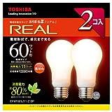 ネオボール Zリアル 電球60ワットタイプ EFA15EL/11-Z-2P 1個