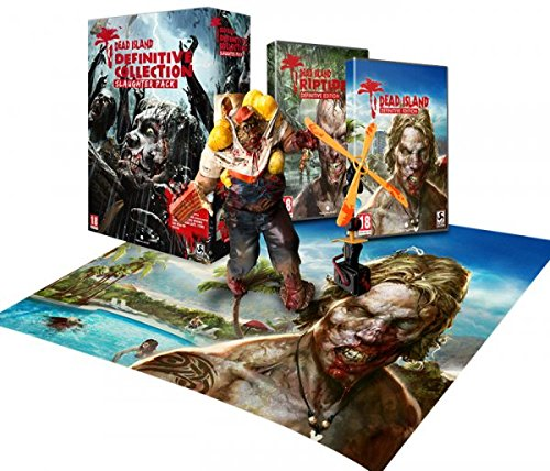 Dead Island Definitve Collection Slaughter Pack (ohne Spiel) PlayStation 4, Xbox Box One, PC