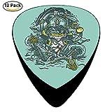 Piracy Celluloid Guitar Picks para guitarra acústica eléctrica