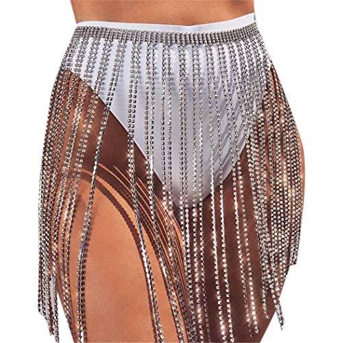 Beyonce body chains