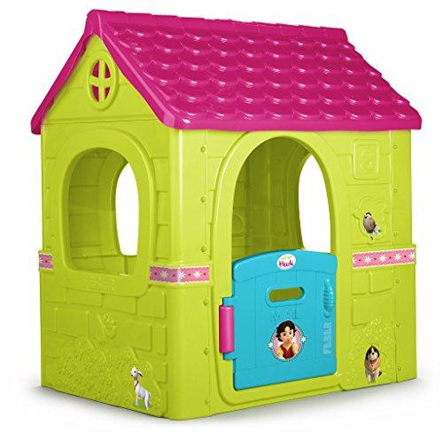 FEBER Casita Fantasy House, diseño Heidi, Color (Famosa 800010249)