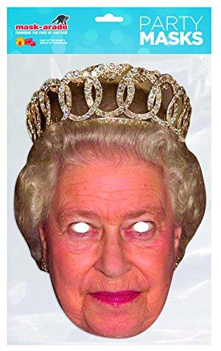 Rubies DTRUM02 - masker van Donald Trump. Talla única beige