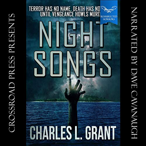 Night Songs audiobook cover art