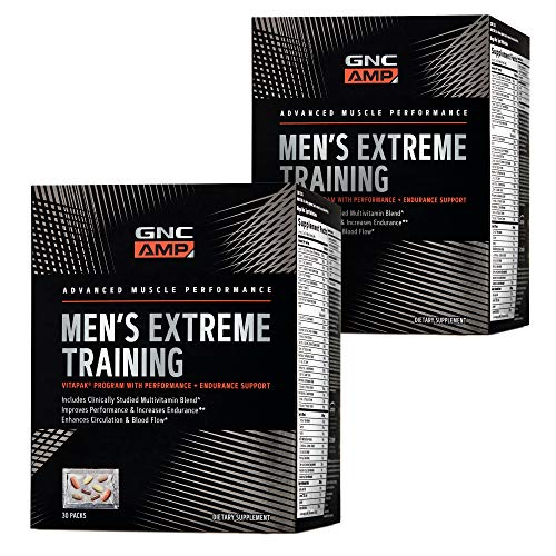 GNC AMP GNC AMP Men's Extreme Training - Twin Pack